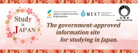 government-approved information site for studying in Japan